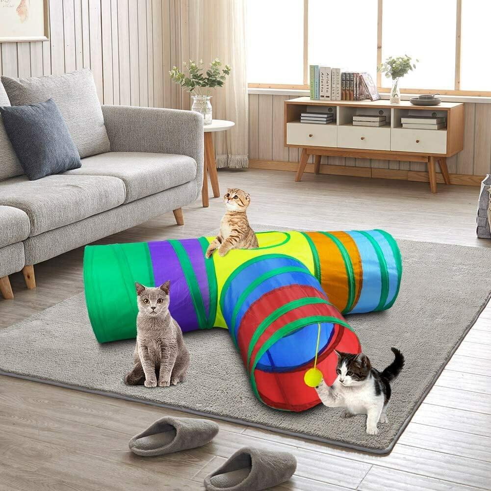 Túnel para Gatos
