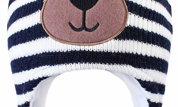 Gorra de Invierno para Niños