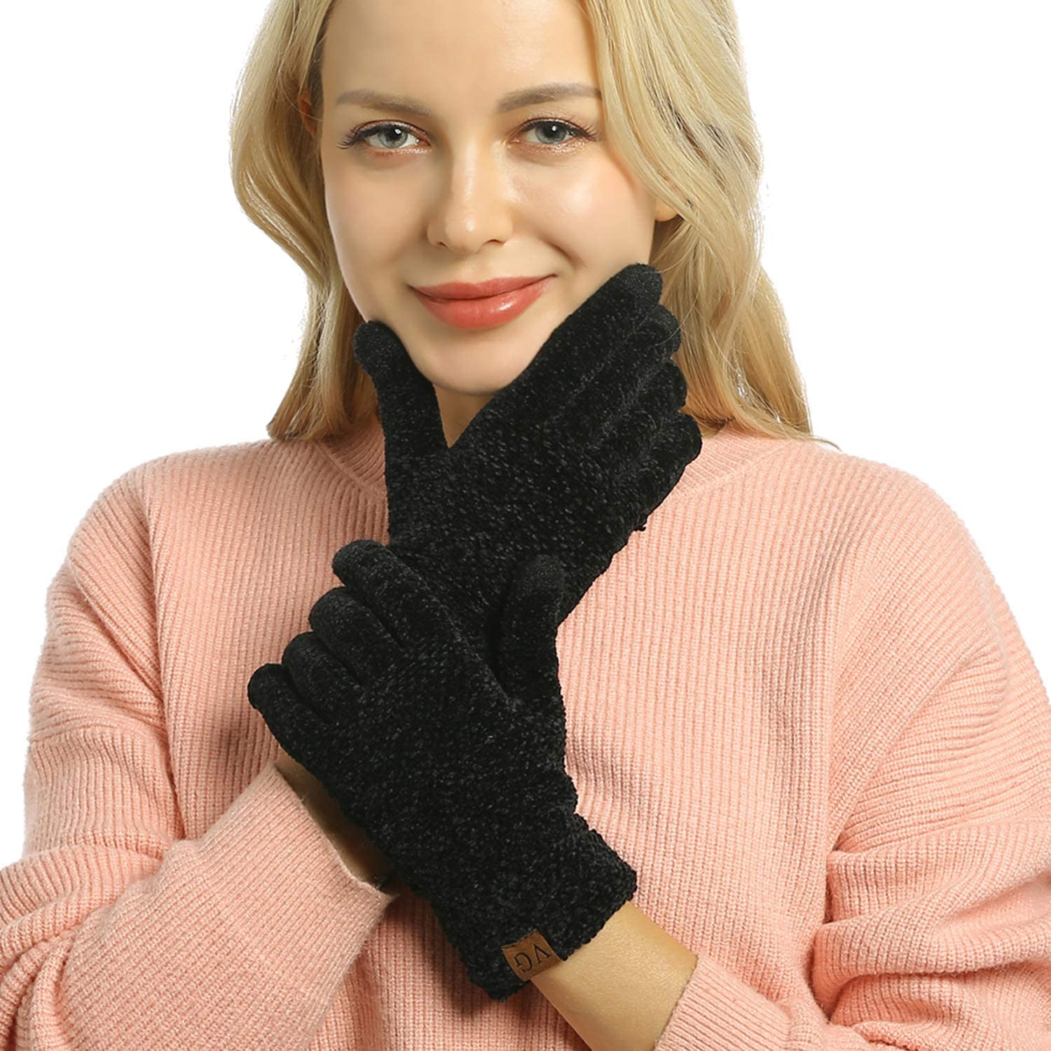Guantes Touch Screen Mujer