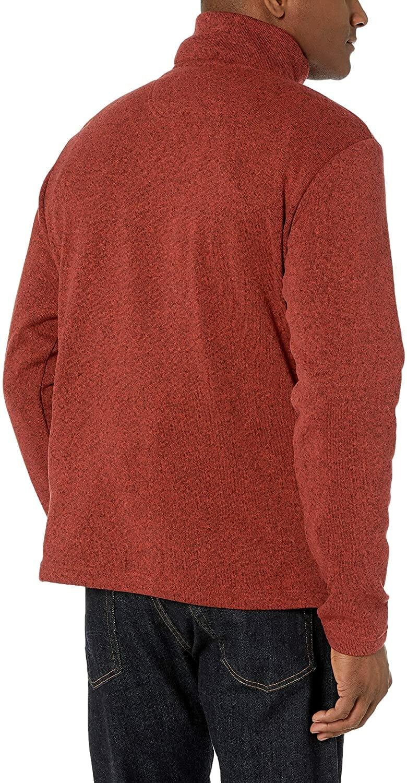 Wrangler Jersey Fleece Quarter-Zip Bossa Hombre