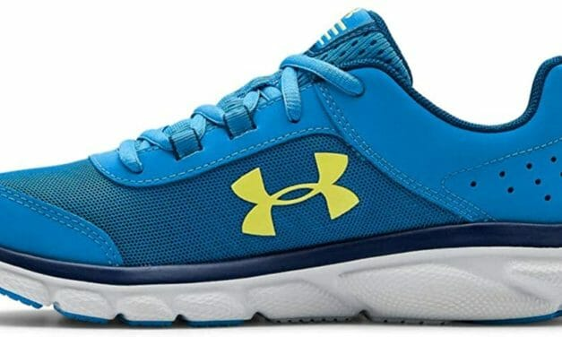 Under Armour Unisex-Child Sneaker para Niños