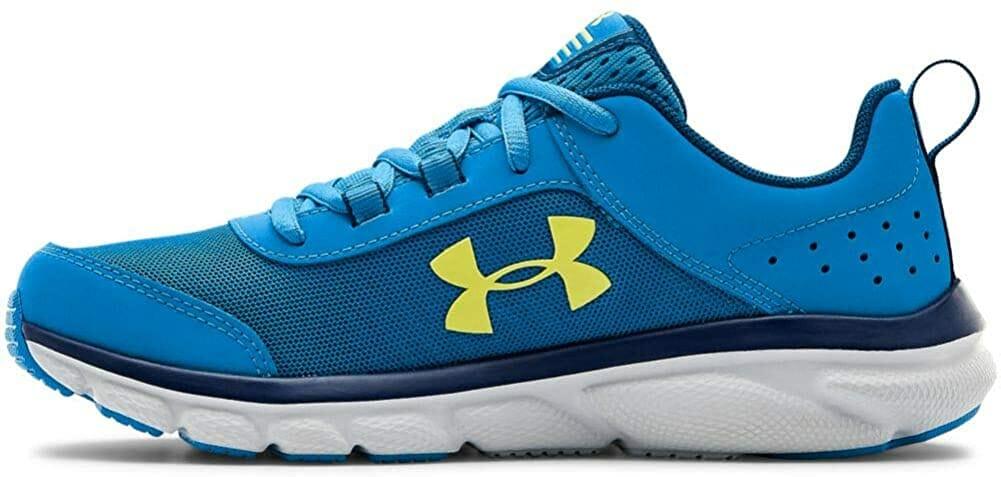 Under Armour Unisex-Child Sneaker Electric Blue para Niños