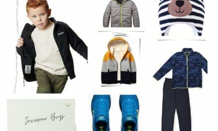 Casual Outfit Invierno Niños