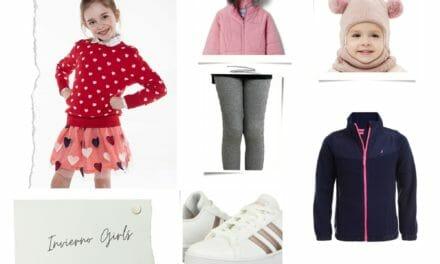 Casual Outfit Invierno Niñas