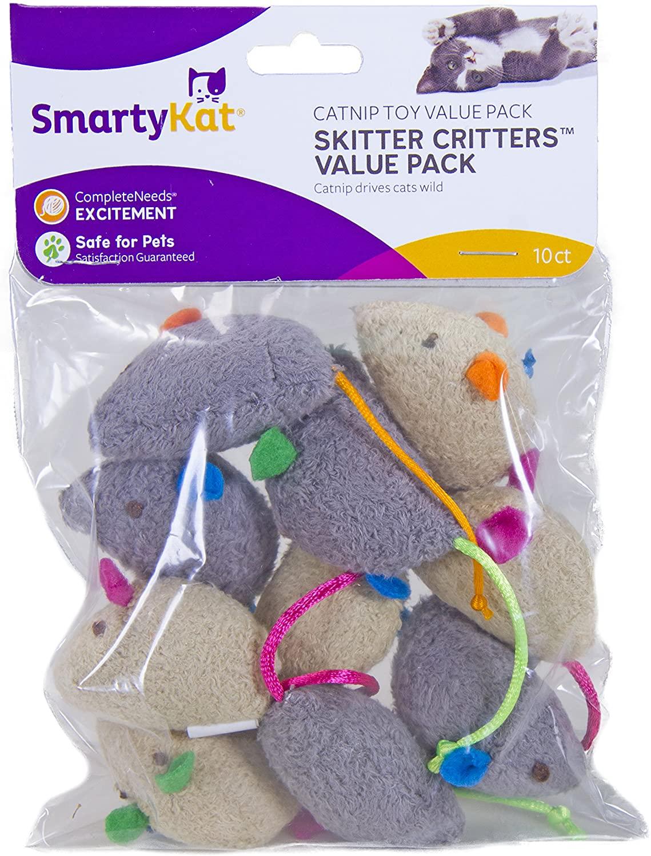 Ratones Juguete para Gatos