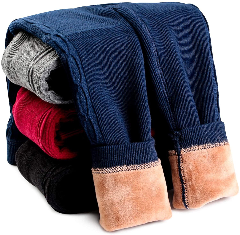 Leggings para Invierno Azul Niñas