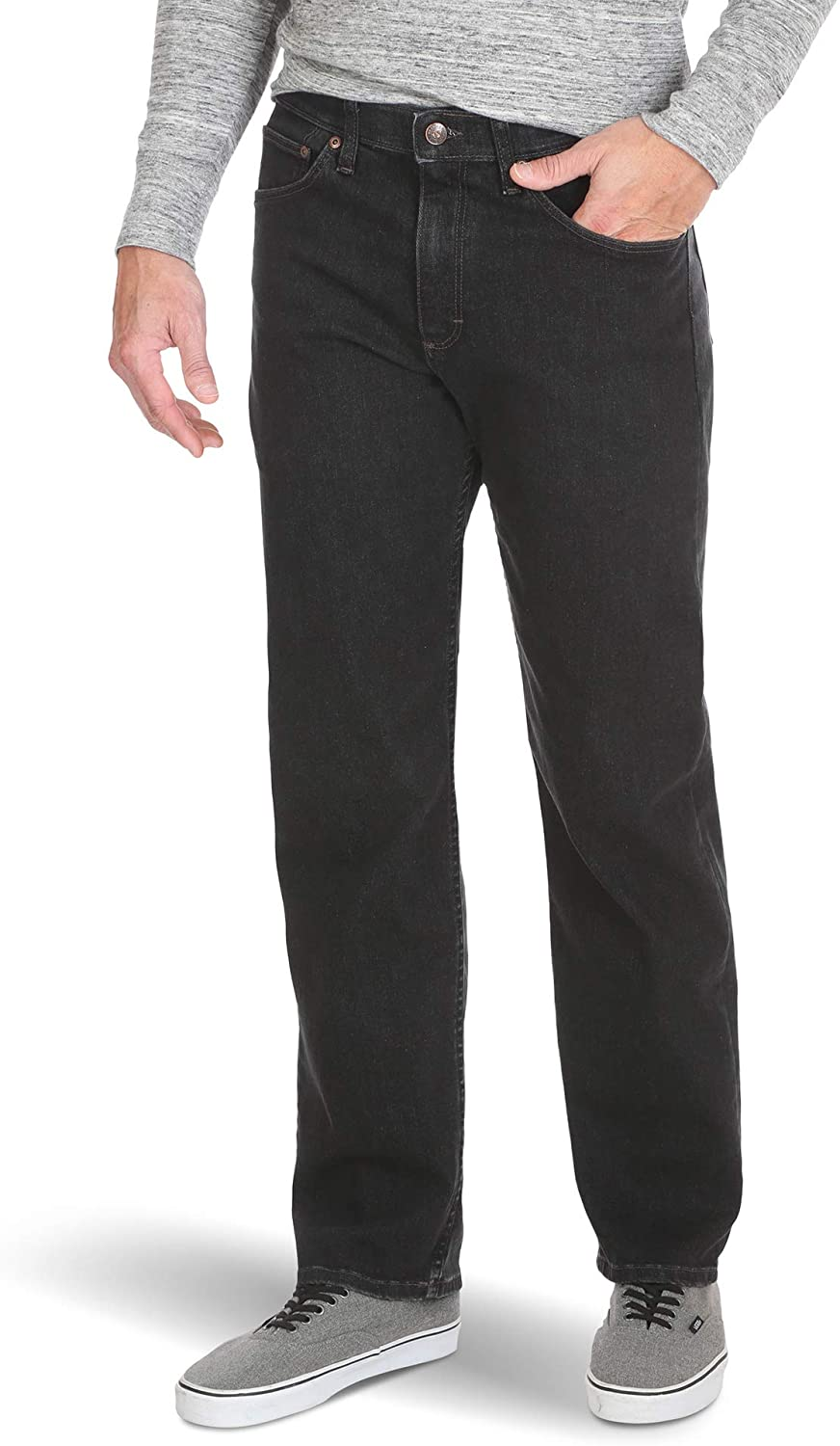 Wrangler Relaxed Fit Jean Dark Hombre