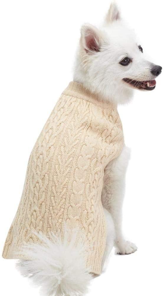 Clásico Jersey para Crema Perros