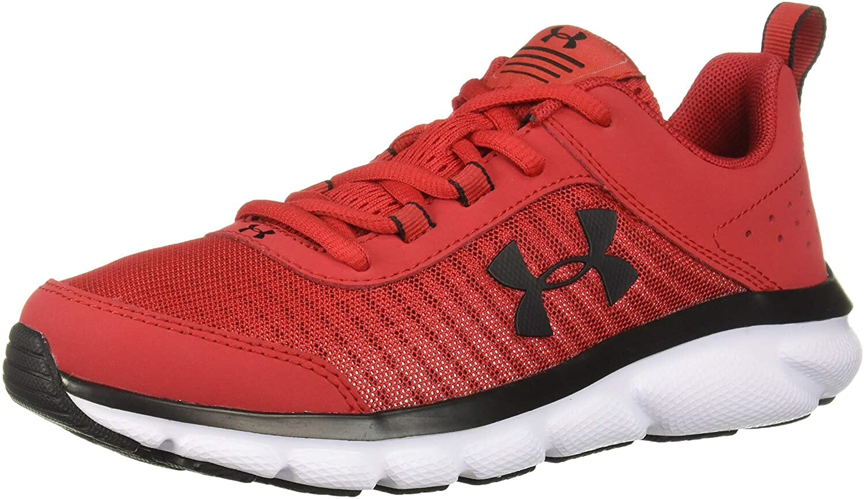 Under Armour Unisex-Child Sneaker Red para Niños
