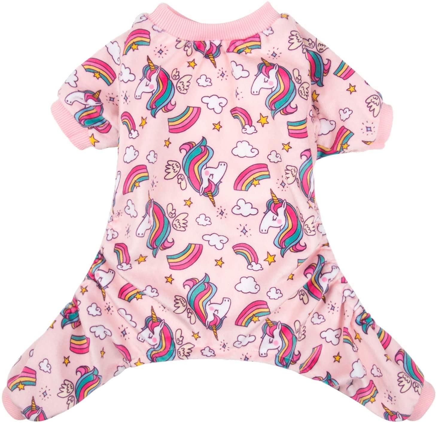 Pijama Unicornio para Perros
