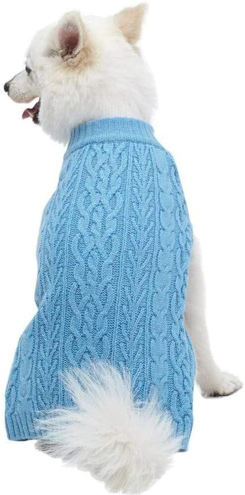 Clásico Jersey para Azul Perros