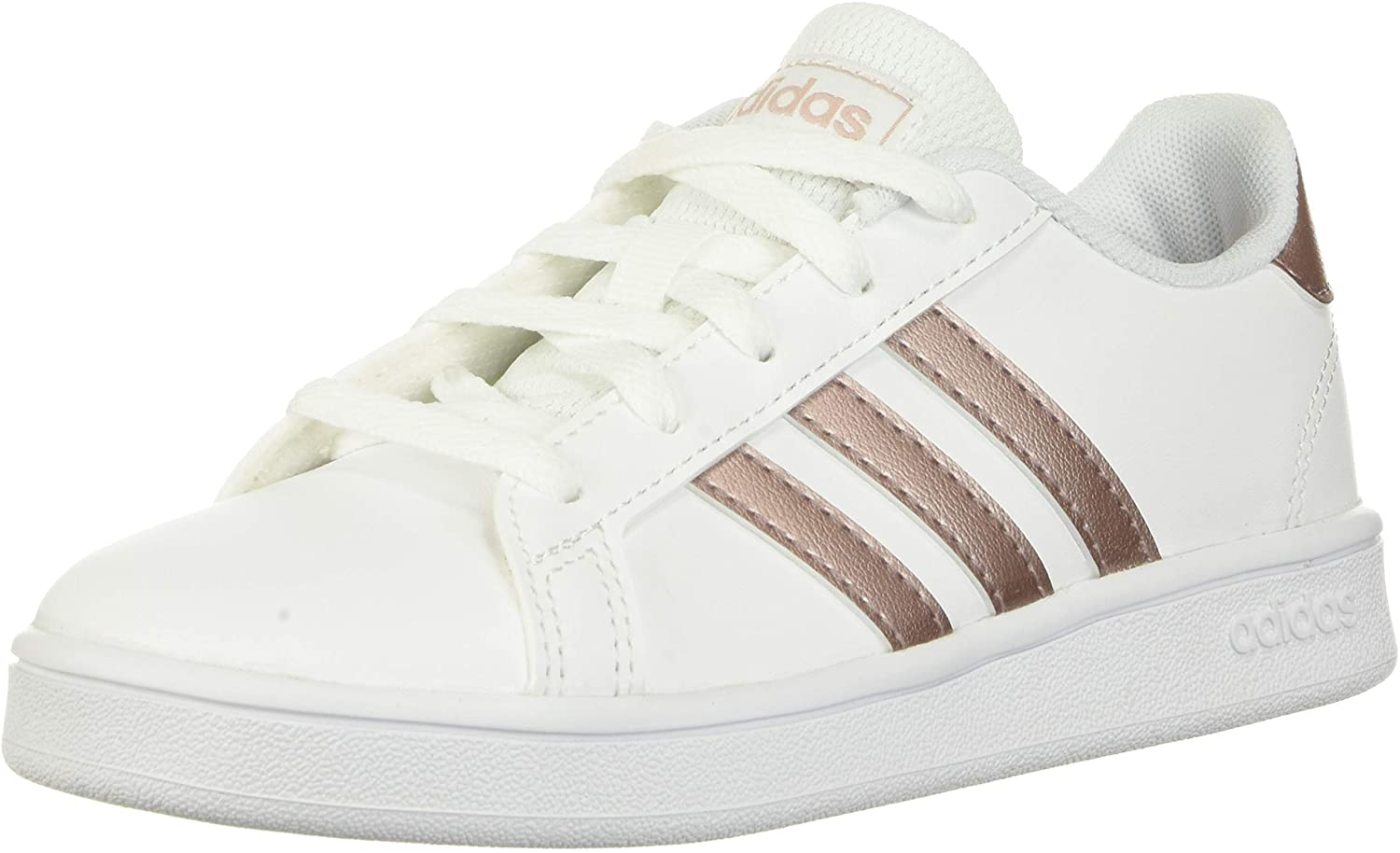 Adidas Unisex-Child Grand Court Sneaker para Niñas