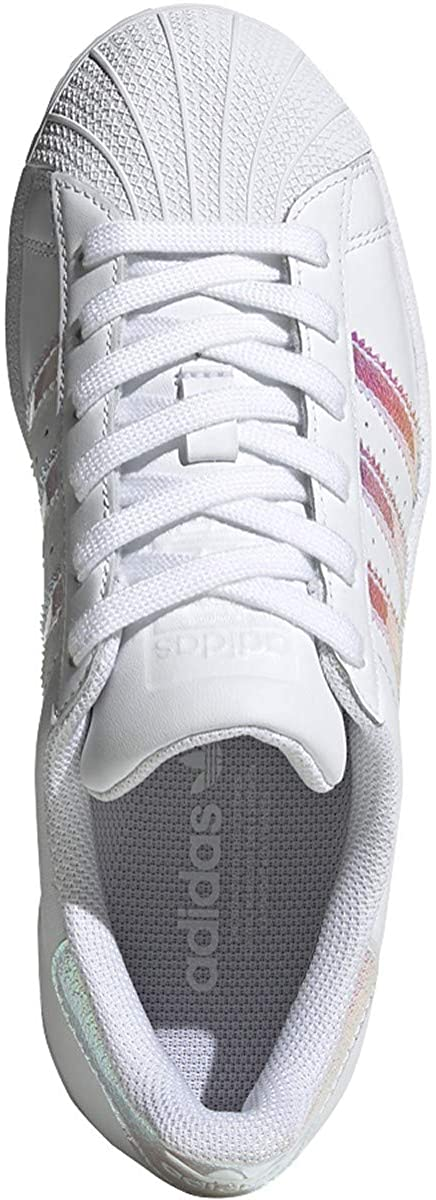 Adidas Unisex-Child Grand Court Sneaker Blanco para Niñas