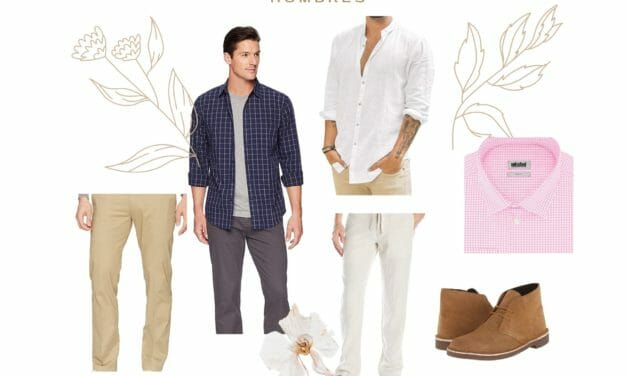 Casual Outfit Spring Hombre