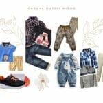 Casual Outfit Primavera Niños