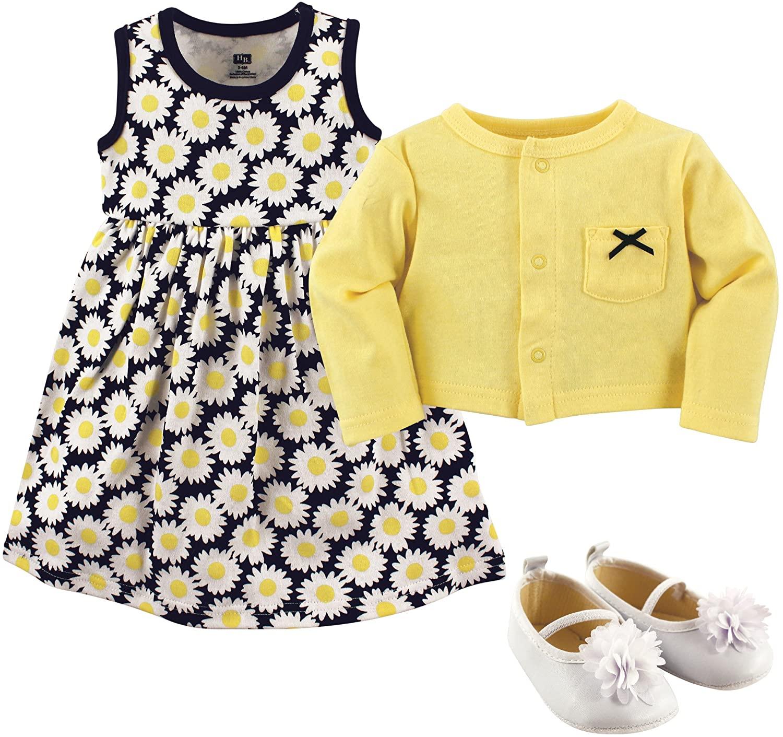 Hudson Conjunto Vestido Daisy Niñas