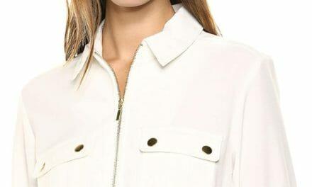 Sharagano Shirt Vestido Mujer