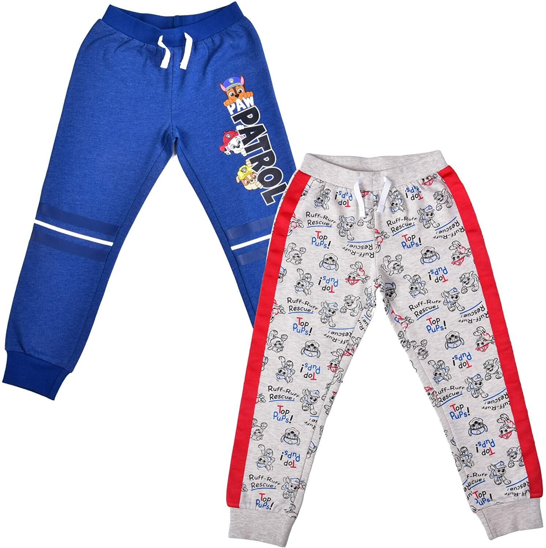 Nickelodeon Juego de 2 pantalones Azul Niños