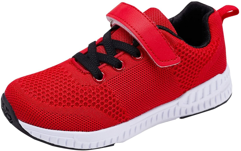 Casbeam Zapatillas Rojo Niños