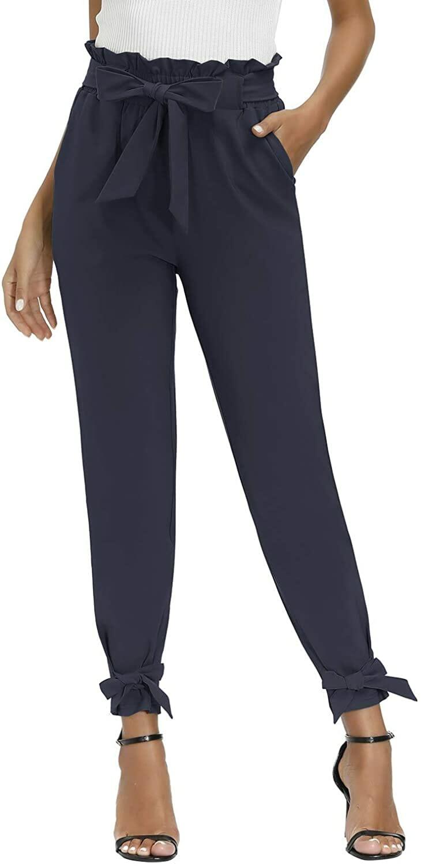 Yidarton Pantalón Corto Azul Mujer