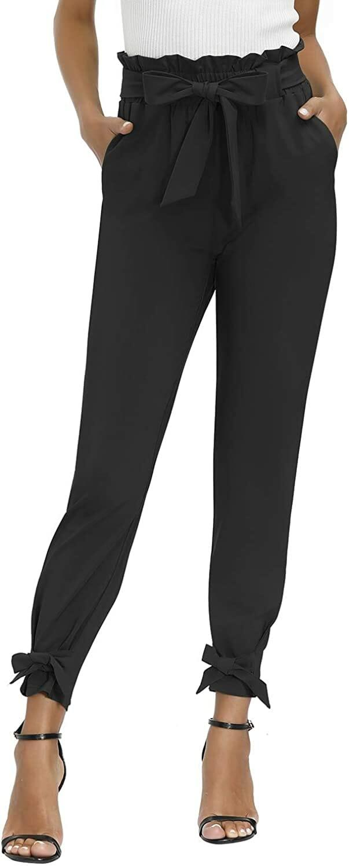 Yidarton Pantalón Corto Negro Mujer