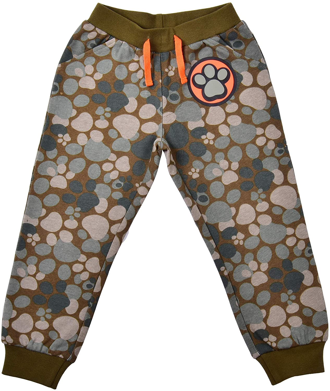 Nickelodeon Juego de 2 pantalones Verde Niños